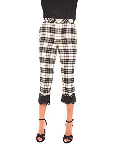 Twin Set TP2622 Pantaloni Donna Nero 44