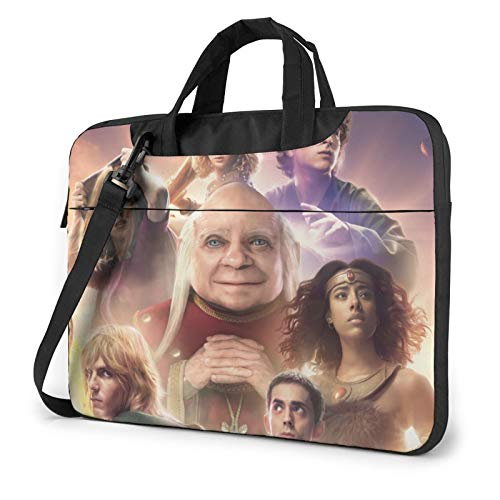 Dungeons and Dragons Laptop bag waterproof Briefcase Messenger Bag durable handbag 13 inch