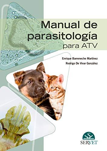 Manual de parasitología para ATV - Libros de veterinaria - Editorial Servet