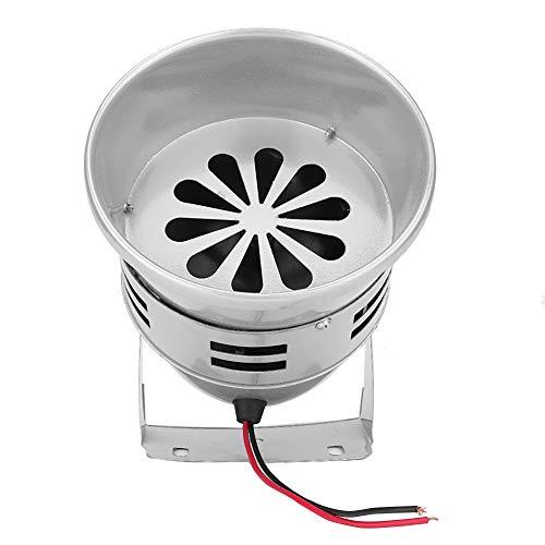 Sound Car Horn, 1.5a aluminiumlegering materiaal Premium aluminium auto waarschuwing alarm met aluminiumlegering