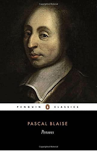 Pensées (Penguin Classics)