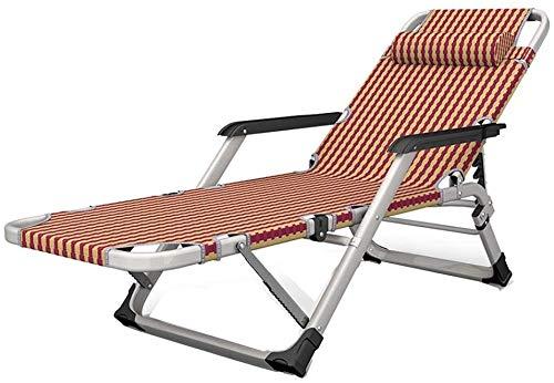 KMILE Zero Gravity - Silla reclinable, plegable, tela transpirable ajustable de 15 velocidades, terraza de playa, jardín, oficina al aire libre, silla de salón (color: negro)