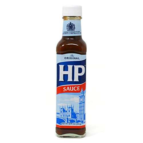 HP Brown Sauce Original 255g (Pack of 2) by HP Foods