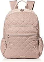 Vera Bradley Performance Twill Campus Backpack, Dover Mauve