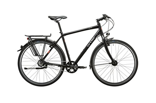 Ortler Belfort Herren schwarz Rahmengröße 55 cm 2016 Trekkingrad