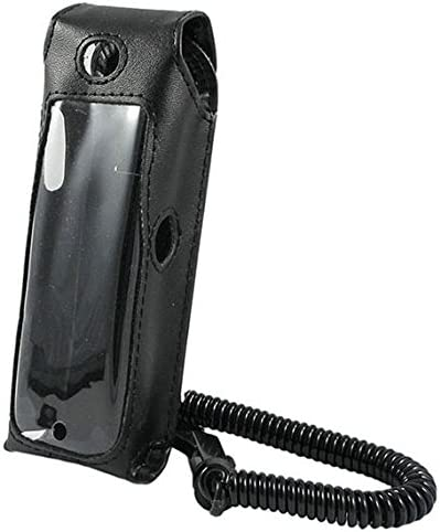 Artisan Power Black Phone Holster for Polycom SpectraLink 8020 and 6020: WTO310