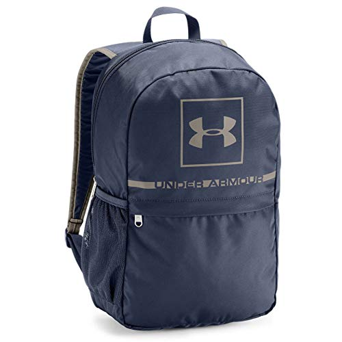 Under Armour Project 5 Sac à dos unisexe Taille unique Midnight Navy/Stoneleigh Taupe