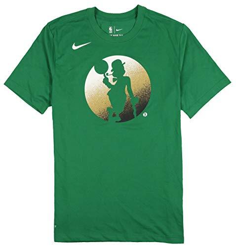 Nike Men's Boston Celtics Logo T-Shirt Small Green