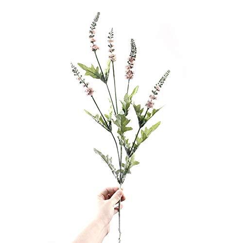 1 Bouquet 15 Tete Fausse Plante Fleur Plantes Artificielles Exterieur Des Feuilles Mousse Petite Plante Pour Jardin Decoration Maison Alaso Fleurs Artificielles Fausse Fleur Ameublement Et Decoration Fleurs Artificielles