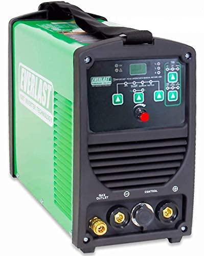 2021 PowerArc 160STH HF TIG Stick IGBT Inverter 160Amp Welder 110v/220v Dual Voltage
