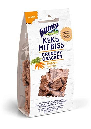 Bunny Bunny Keks mit Biss Möhre 50 g