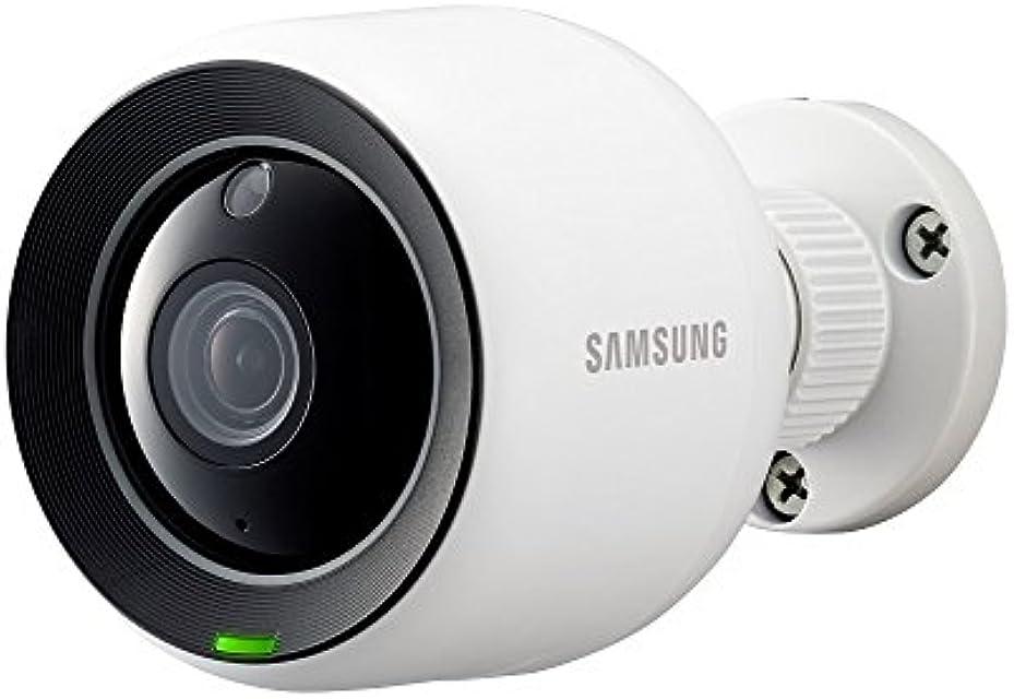 Samsung - SNH-V6430BNH - Cámara WiFi FullHd de Exterior Color Blanco