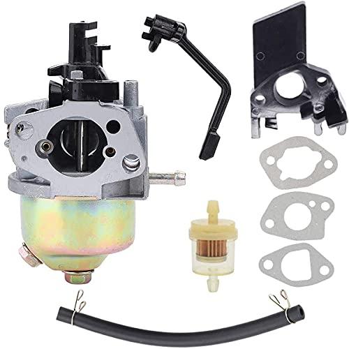 ZAMDOE Carburador de Repuesto para Honda GX120 GX160 GX168 GX200 5.5Hp 6.5Hp 168F 163cc 196cc Motor y Equipo de Potencia 3000 3500 4000 Watt 6.5Hp Generador de Gas, con Juntas de línea de Comb