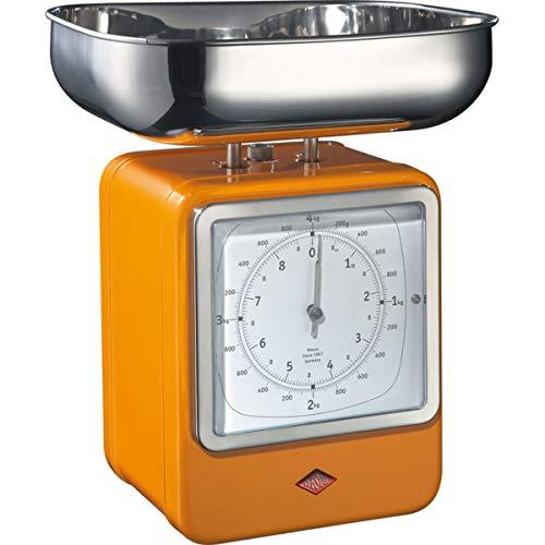 Wesco 322 204-25 Küchenwaage, orange