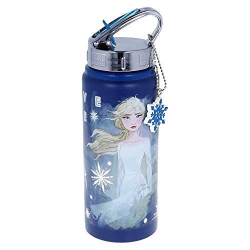 Stor Botella Deportiva Aluminio 710 ML   Frozen Ice Queen Fashion