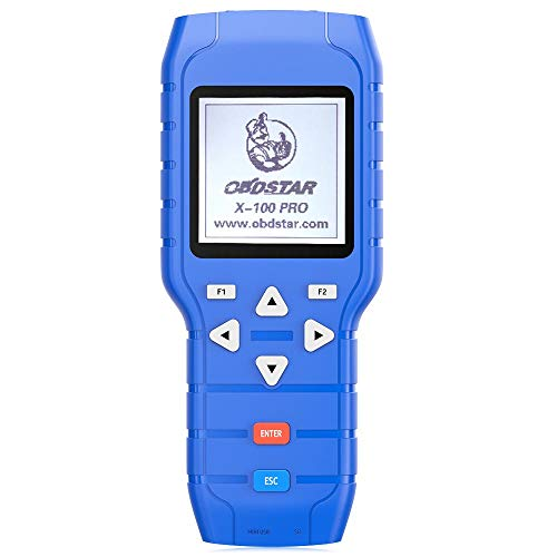 Buy OBDSTAR X-100 X100 PRO Auto Key Programmer (C+D) Type for IMMO+Special Adjustment+OBD Software w...