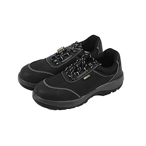 LLKK Männer Schuhe,Sicherheitsschuhe,Sportschuhe,Schutzschuhe,Anti-Rupture,Anti-Rutsch,Anti-Piercing,ölbeständig,leicht und komfortabel thumbnail