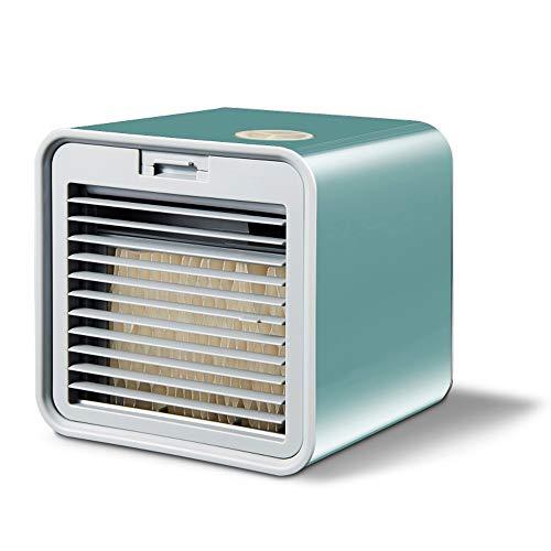 SCKL Fan-Box Schlafzimmer Neue USB-Mini-Luftkühler Multifunktions-Hausklimaanlage Luftbefeuchter Ventilator Desktop-Klimaanlage