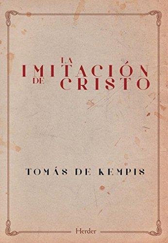 Imitación de cristo, la (ne)
