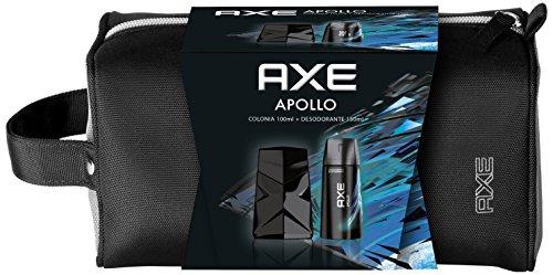 Pack axe apollo colonia 100 ml + Deodorant 150 ml mit Kulturbeutel