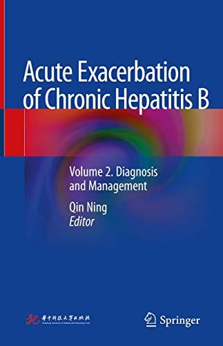 Acute Exacerbation of Chronic Hepatitis B: Volume 2. Diagnosis and Management