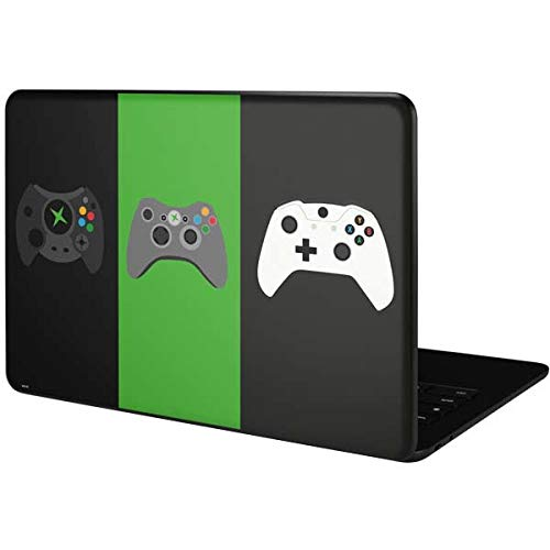 Skinit Decal Laptop Skin Compatible with Google Pixelbook Go - Officially Licensed Originally Designed Xbox Controller Evolution Design
