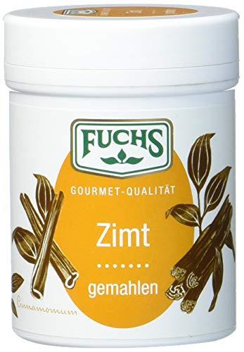 Fuchs Zimt gemahlen, 3er Pack (3 x 45 g)