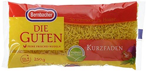 Bernbacher Die Guten - Kurzfaden, 10er Pack (10 x 250 g)