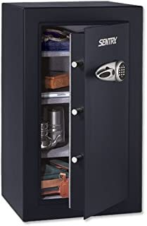 Security Safe, 6.1 cu ft, Black