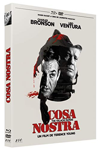 Cosa Nostra [Combo Blu-Ray + DVD]