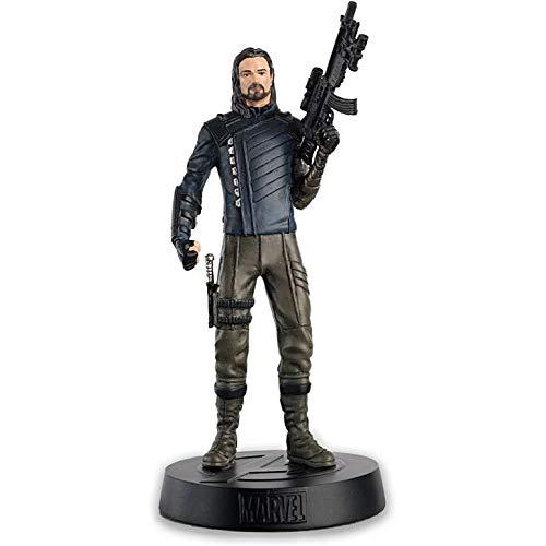 Marvel Movie Figura de Resina Collection Nº 96 Winter Soldier (Infinity War)