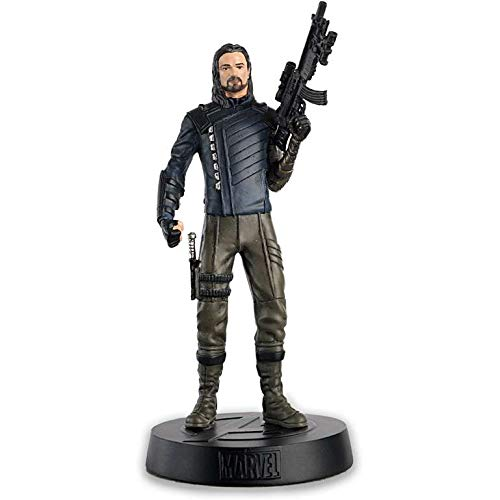Marvel Movie Collection Nº 96 Winter Soldier (Infinity War)