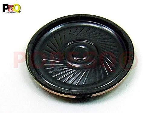 POPESQ® - Altavoz/Speaker Miniatur 40mm 8Ohm 0