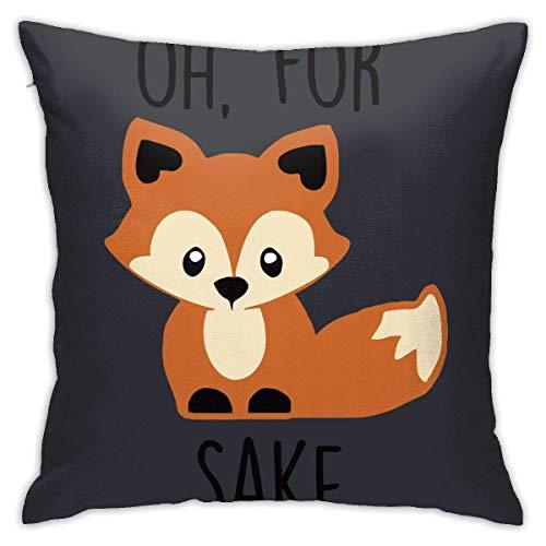 v-kook-v - Funda de almohada para sofá o decoración del hogar (45 x 45 cm)