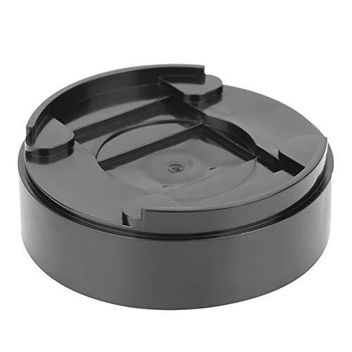Omabeta Pies de Mesa Redonda y fácil de Usar, plástico Nuevo para Patas de Cama