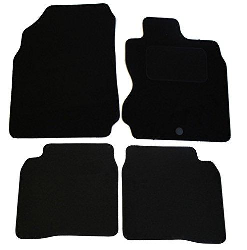 VAUXHALL CORSA C 2001-2007 NEW BLACK TAILORED HEAVY DUTY RUBBER CAR FLOOR MATS