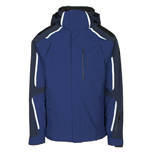 Obermeyer Mens Charger Jacket (Vapor / Large)