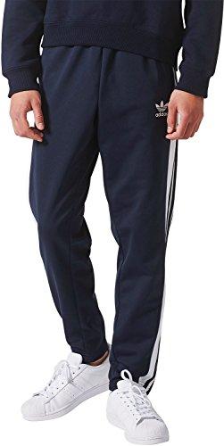 adidas Adibreak Trainingshose Herren dunkelblau / weiß, XS - 42