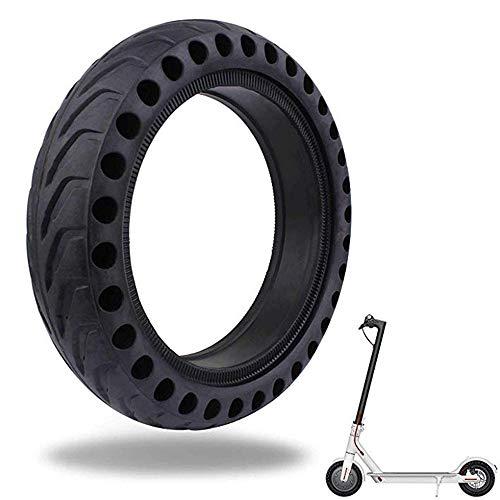 LOVEHOUGE Neumáticos De Repuesto para Scooter,Neumáticos Sólidos De Panal para Xiaomi M365,Ruedas De Repuesto para Scooter Delanteras/Traseras (8,5 Pulgadas)