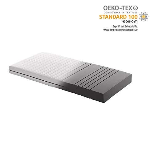 ABC-Dream Spezial Sondermaß Kaltschaummatratze 7 Zonen/RG 30 / Höhe ca. 13 cm/Härtegrad 2,5 Größe 60x200
