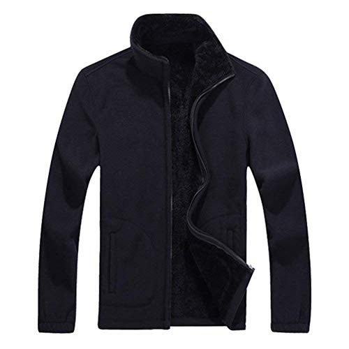 Lannister Fashion Ntel Mens Chaquetas Espesar Hombres Ntel Fleece Prendas De Abrigo Warm Windbreaker Retro Winter Outfit Rojo Gris Negro