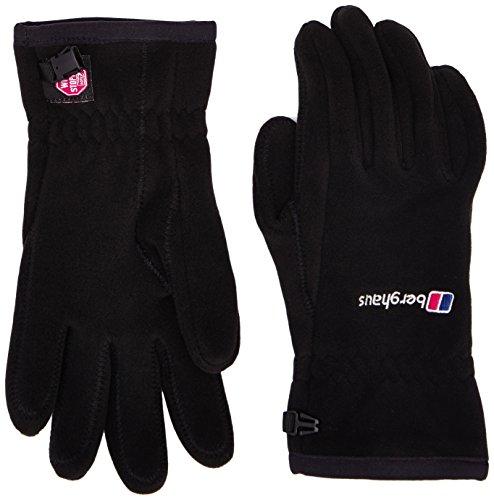 Berghaus Uni Handschuh Windy Stopper AU, black, M, 4-47359