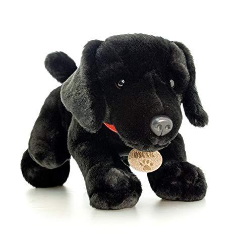 Toyland 35cm Kiel Spielzeug Plüsch Hund - Kinder Plüschtiere - Exklusiv (Oscar der Labrador)