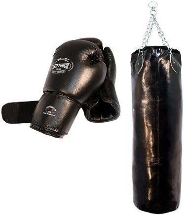 Heavy Duty Pro Boxhandschuhe Boxhandschuhe Boxhandschuhe Pro toller Boxsack mit Ketten New Stanz B00DRGO4WE   | Zart  e7ea43