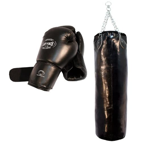 Punching Bag Boxing Gloves Stand Steel Bracket MMA Special Christmas Gifts Set