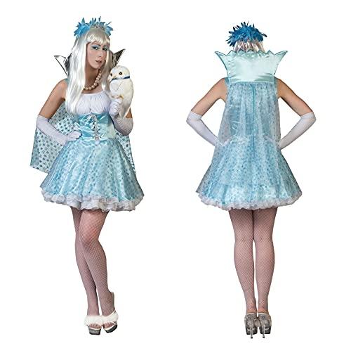 Pierro 's - Disfraz de jazmín para mujer, talla 44-46