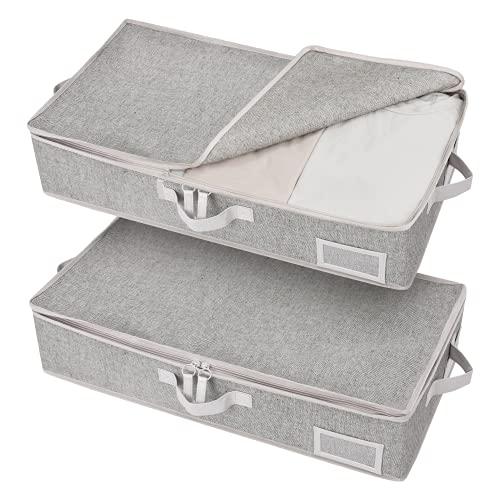 caja debajo cama de la marca StorageWorks