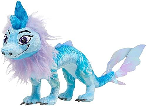 The Last Dragon Plush Toy, 16.5 Inch Dragon Stuffed Animal Toy, Stuffed Animal Toy Gift Valentine