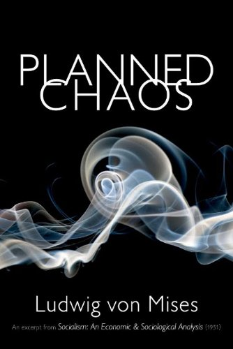 Planned Chaos (LvMI) (English Edition) eBook: von Mises, Ludwig: Amazon.es: Tienda Kindle