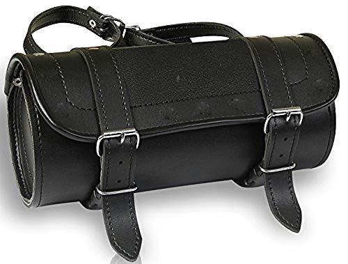 Motorrad Werkzeugtasche Werkzeugrolle Satteltasche Gepäckrolle Toolbag Chopper TB 02